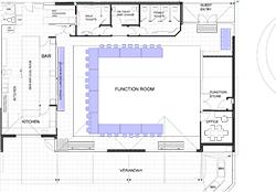 Workshop Style - Option 2 (Seating 30)